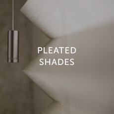 Installation For XL Pleated Shades