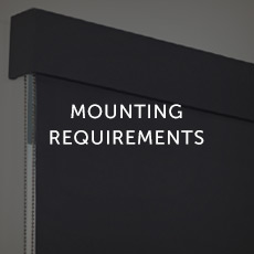 Mounting Requirements