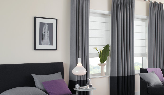 Displaying 18 Gallery Images For Modern Window Blinds