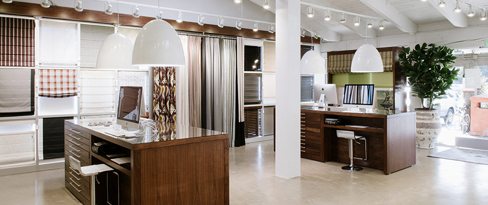 Blinds and Curtains Store - Mill Valley, CA | The Shade Store