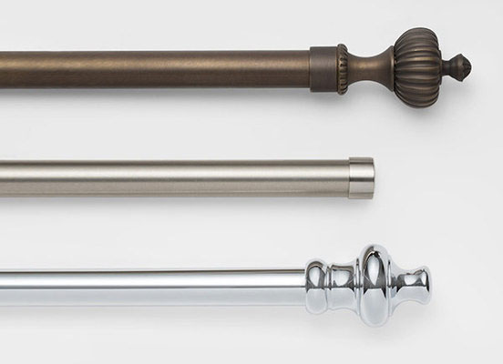 Drapery Hardware | Gramercy Hardware Collection