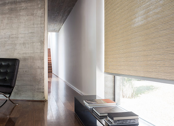 Roller Woven Wood Shade | Bryce | Sand