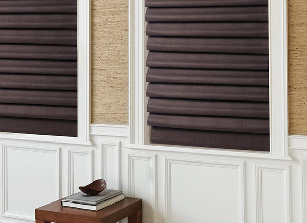 Designer Roman Shades and Blinds The Shade Store