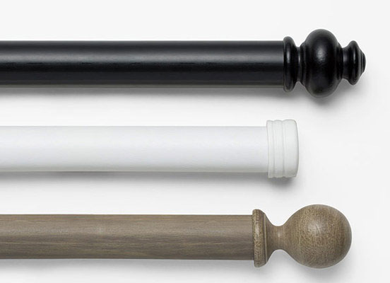 Drapery Hardware | Royal Wood Hardware Collection