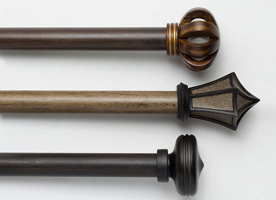 Drapery Hardware | Bowery Hardware Collection