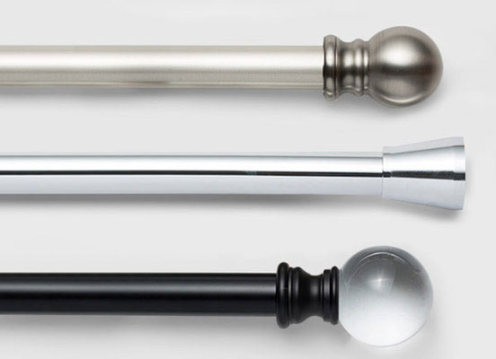 Drapery Hardware | Carnegie Hardware Collection