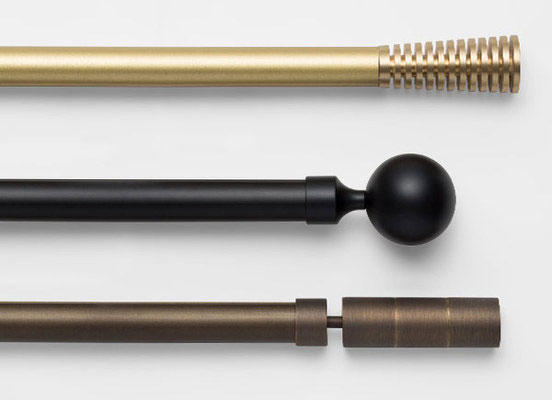 Drapery Hardware | Madison Hardware Collection
