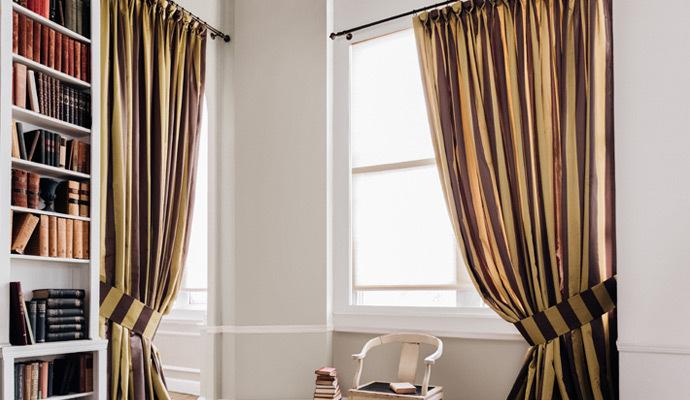 goblet drapes